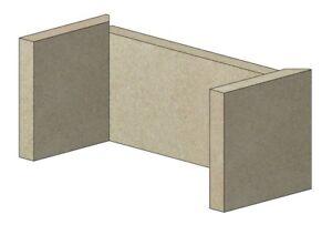FDC 4 Brick Set. V1 (Pre May 2015 models)