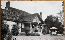 Les Mesnuls, Yvelines, Rambouillet, France 1940 Realphoto: 'La Chaumiere Russe'