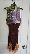 New Womens Totally Ghoul Indian Princess Halloween Costume Junior 3-5