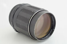 Pentax 135mm f2.5 Super Multi Coated SMC Takumar Six element version