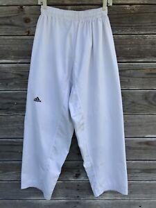 Adidas Taekwondo Dobok Karatedo Pants SZ S/M