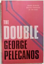 The Double by George Pelecanos - hardcover - first edition - like new