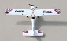 Dynam 1200mm I Can Fly Foam RC Airplane RTF Model ESC Propeller Motor Radio Gyro