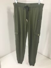 ABERCROMBIE & FITCH MEN'S JOGGER SWEATPANTS OLIVE SMALL NWT $58