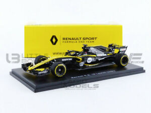 SPARK 1/43 - RENAULT F1 RS 18 2018 - 7711940354