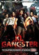 KL Gangster  -Hong Kong RARE Kung Fu Martial Arts Action movie - NEW