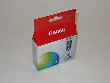 Genuine Canon CLI-36 color ink for CLI36 PIXMA iP100 mini 260 320 printer 36