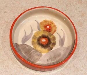 Clarice Cliff Rhodanthe Pin Dish