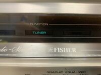 Fisher RS-2002 Stereo Receiver, RARE VINTAGE Studio-St For Parts. READ!!! WS