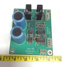 THERMO ENVIRONMENTAL OZONATOR SUPPLY CIRCUIT BOARD 42-10 / C64P308 REV-E