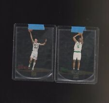 1997-98 Z-Force Zebut Ron Mercer and Keith Van Horn Lot of 2 Cards