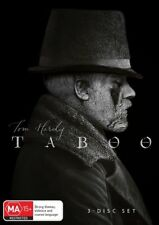 Taboo : Season 1 (DVD, 2017, 3-Disc Set)