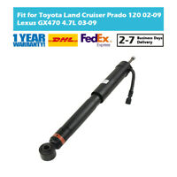 Rear Left/Right Shock Absorber Fit  Lexus GX470 Toyota Land Cruiser Prado 120