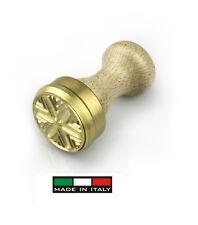 Legno Calder 5101//fiore Stampo per Corzetti Marrone