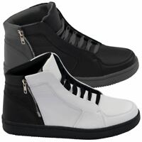Loyalty & Faith Mens Casual Hi High Top Lace Up Trainers Sneakers Running Shoes