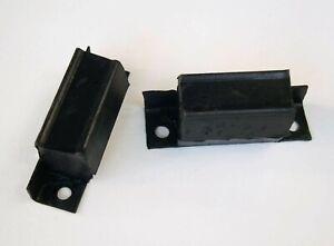 Pair of MG Bonnet Buffers MG part AHH6523, for; MGB, MGBGT MGB GT, MGC & MGV8
