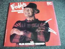 Freddy Krueger-Nightmare-Freddy 's Greatest Hits LP-USA