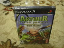 Arthur and the Invisibles: The Game (Playstation 2) NEW