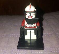 Authentische Lego Star Wars Commander Fox Minifigur sw202 7681 Clone Minifiguren