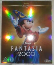 Fantasia 2000 - Blu-ray - Walt Disney Classic - Slipcover