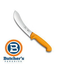 "BUTCHER CHEF 6"" SWIBO SKINNING KNIFE - SWISS MADE"