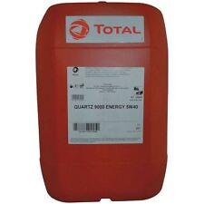 20 Liter Total Quartz Energy 9000 5W-40 1x20L MB-Freigabe 229.5 BMW Longlife-01