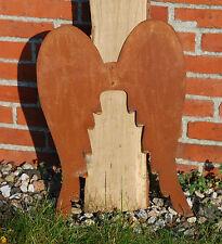 Flügel Engelsflügel 60 cm Höhe Metall Rost Advent Weihnachten Engel basteln