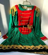 Christmas Dress sz XL Woman's NUTCRACKER SOLDIER - Beautiful High Quality