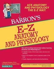 Barron's e-Z: E-Z Anatomy and Physiology by I. Edward Alcamo and Barbara...