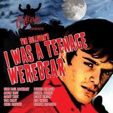 CHILLERAMA PRESENTS: Tim Sullivan's I WAS A TEENAGE WEREBEAR-Original Soundtrack
