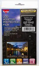 Kenko LCD Monitor Protection Film - Panasonic Lumix G6 Screen Protector