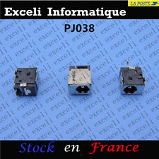 dc jack power connector power socket pj038 Acer Emachines E520 Series