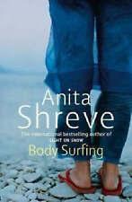 ANITA SHREVE__BODY SURFING____HARD BACK____BRAND NEW
