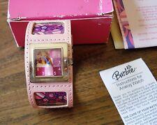 Barbie Photo Insert Wrist Watch