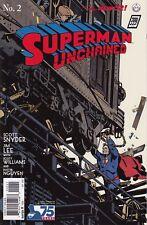 SUPERMAN UNCHAINED 2C...NM-...2013...1:100 Variant...Scott Snyder...Bargain!