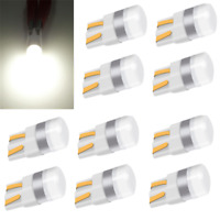 10X Canbus T10 LED Bulb W5W 3030 SMD Car Width Light Interior Reading Lamp White