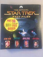 Collectible The Official Star Trek Fact Files No7 - star trek fact file 7