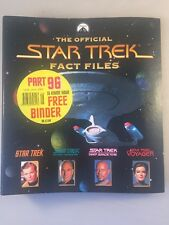 Collectible The Official Star Trek Fact Files No7 - star trek fact file 7