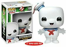 Tasca Funko Pop marshmallow man ghostbusters Portachiavi