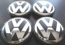 4x VW Volkswagen 70mm Alloy Wheel Centre Caps-7L6 601 149B  Touareg/Transporter