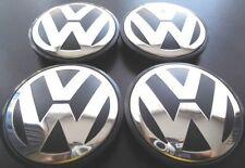 4x VW Volkswagen 70mm Alloy Wheel Centre Caps-7L6 601 149B  Touareg/Transporter