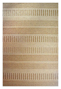 SUNSET BEIGE INDOOR OUTDOOR MODERN FLOOR RUG (XS) 80x150cm **FREE DELIVERY**