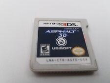 JUEGO ASPHALT 3D USA NINTENDO 3DS 2DS.ENVIO COMBINADO