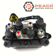 Peach Motor Parts PM-61A-81950-01-00 Relay Assembly, Trim Tilt; Replaces Yamaha