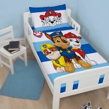 Paw Patrol Junior Cot Bed Duvet Cover Set Peek Kids