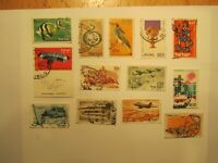 Briefmarken Stamps Israel alt old used gestempelt kleiner Posten