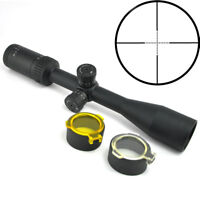 Visionking 3-9x40 Rifle scope for Target Shooting Hunting Military Mil dot sight