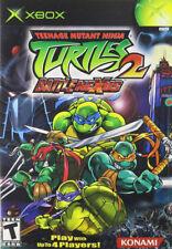 Teenage Mutant Ninja Turtles 2: Battle Nexus Xbox New Xbox