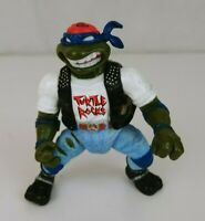 1991 Teenage Mutant Ninja Turtles TMNT Rock 'n Roll Classic Rocker Leo