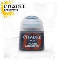 Incubi Darkness Base Citadel Paint Warhammer 40K Age of Sigmar NEW